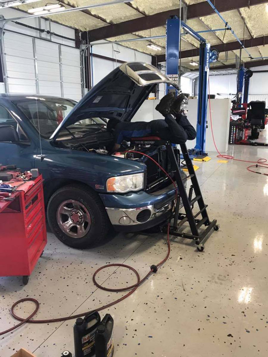 how to become a car diagnostic technician